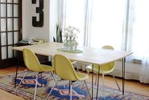 Dining rooms / by Gabrielle Muse