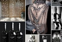 Inspiration Boards We Love! / Wedding inspiration colours and mood boards