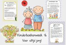 Groep 1-2; kinderboekenweek 2016