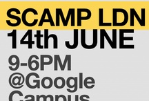 Day schedule LDN / by SCAMP Conference