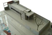 Le corbusier Villa le lac model