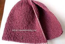 шапки и вообще на голову