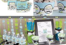 First Birthday Shark Party Ideas / by Dani Faust