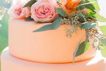 Peach Weddings / Wedding Inspiration For Those Planning A Peach Color Palette For Their Big Day!