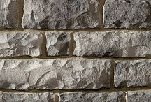 """Limestone: Dutch Quality / The clean, classic appeal of hand-chiseled limestone in molded shapes and regular sizes that are easily installed. The timeless look of Limestone is a favorite among designers and masons. Sizing: Height: 2 ½"""" - 7 ½"""" / Length: 4"""" - 22"""""""