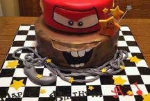 Cartoons cakes
