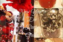 New Years Eve / Entertainment  / by Christine Locke Bridges
