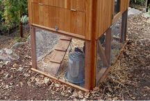 Chickens / Inspiration for my next building project: A small chicken coop