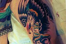 Tatu aguia