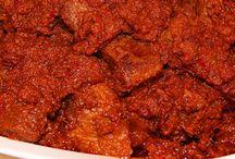 RESEP DAGING / Aneka resep masakan indonesia berbahan daging seperti : resep masakan indonesia, resep semur daging, resep soto daging, resep daging sapi, resep sop daging, resep rendang daging, resep empal daging, resep steak daging yang enak dan lezat serta petunjuk lengkap cara membuat masakan daging dari berbagai daerah di Indonesia