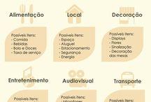 Eventos Corporativos / Material visual sobre realización de eventos corporativos
