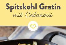 Zarter Spitzkohl, würzige Cabanossi und Kartoffelwürfel