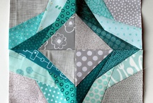 Paper Pieced Patterns / Patterns and inspiration for paper pieced blocks, quilts and projects.