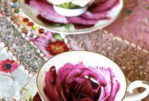 {China} Roses