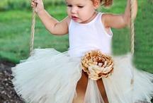 little girl on swing - photography