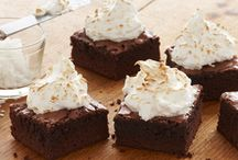 Brownies / This board is dedicated to chocolaty, chewy, gooey brownies! So many varieties, so little time…