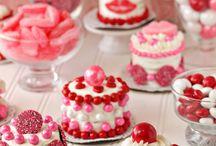 cake cuori