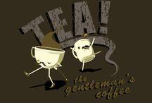 tea or cooffe