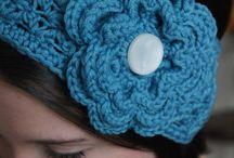 Bandeaux En Crochet