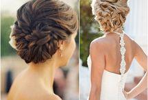 Wedding hair / by Kim Iszkun