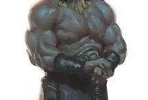 Barbarian *