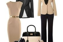 business woman clothing combinations