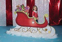 Christmas Party Decorations / Decorate your holiday events! / by Stumps Party