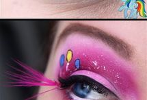 Makeup Ideas / by Heather Fairchild