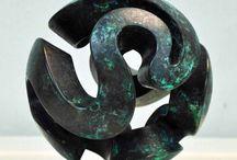 Bronze Spheres