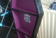 Monster High Display