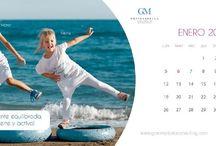 Calendario 2015 / Ganadores de nuestro concurso del calendario de 2015. Si quieres un calendario dale a Me gusta y solicítalo. ;)