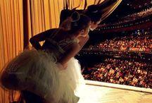 For My Ballerina / Misc. ballet stuff for my aspiring ballerina / by Alana M.