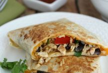 wraps and flat breads