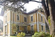 VENDITA - Villa d'epoca stile liberty