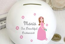 Top Personalised Young Bridesmaid Gift Ideas