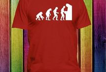 Video Game Tee Shirts
