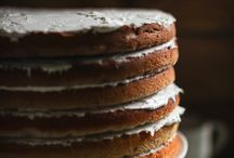 Cakes / by Jessey Dennard