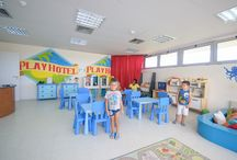 Kids Club Sal Hoteis / Kids Clube : Hotel Oásis Belorizonte & Oásis Salinas Sea