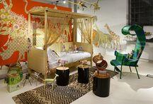 Playroom/Safari Theme / by Lisa Kendall