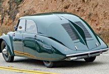 Tatra cars