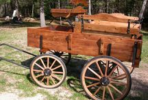 Horse and Cart - Idea 1 ASDA