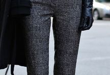 FASHION: PANTS: Business Casual / by Marisa Brouse