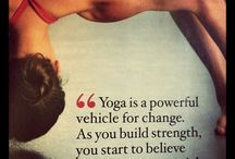 Yoga Quotes / Things people say about yoga