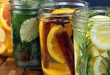 essential oil home