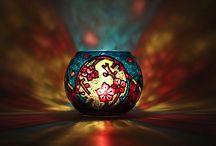 Glass Art by VitrolenaArt / Glass art by VitrolenaArt