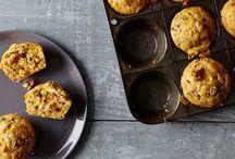 Savoury Muffins & Scones