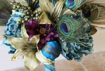 Peacock Wedding / by Sherry Garland