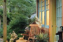 Porch and Patio / Porch and patio decor ideas for your dream home