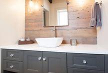 bathroom ideas wood