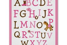 Cowgirl/Cowboy Nursery Decor / An adorable collection for a cowgirl or cowboy themed nursery, bedroom or playroom.